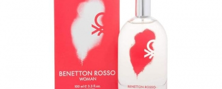 Rosso Woman by Benetton